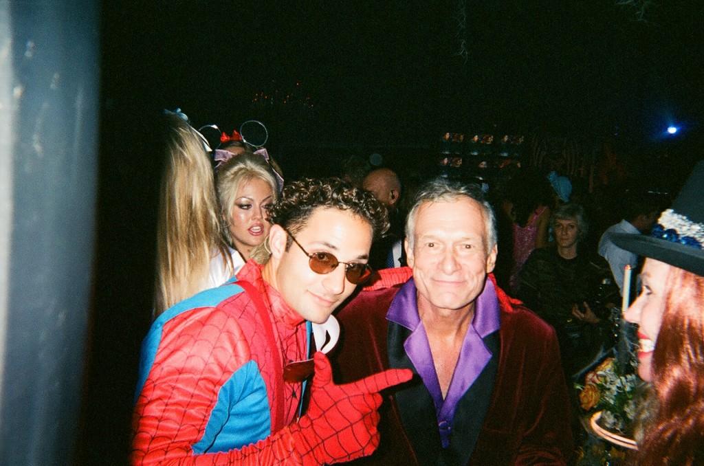 Celebrity Killer & Hugh Hefner