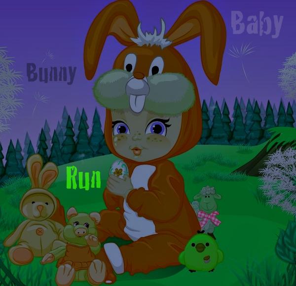 Bunny Baby Run