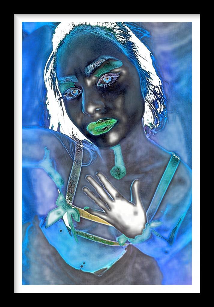 Succubus - Blue - Art