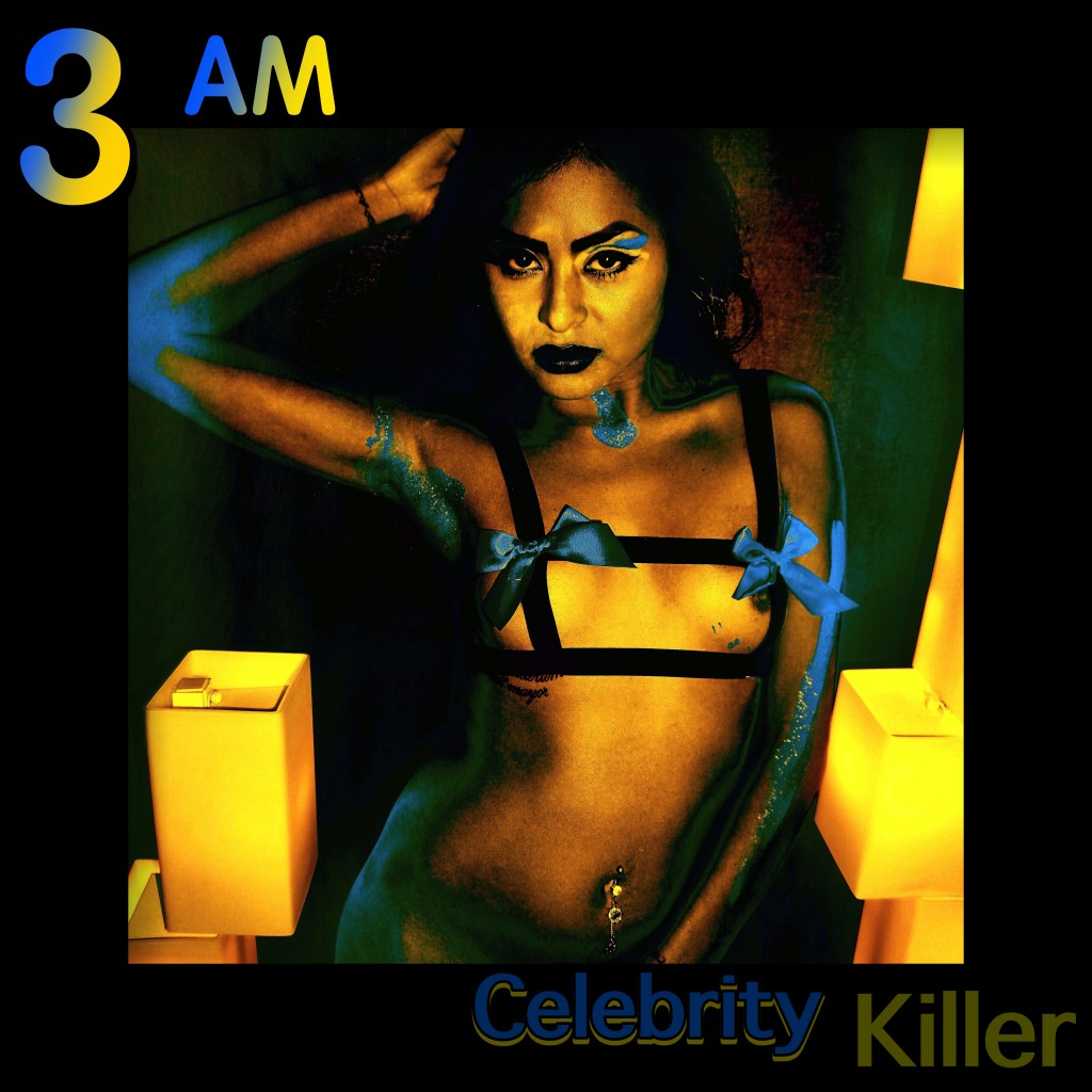 Celebrity Killer Tee Shirt Image