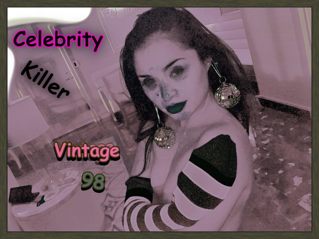 Vintage Celebrity Killer Image