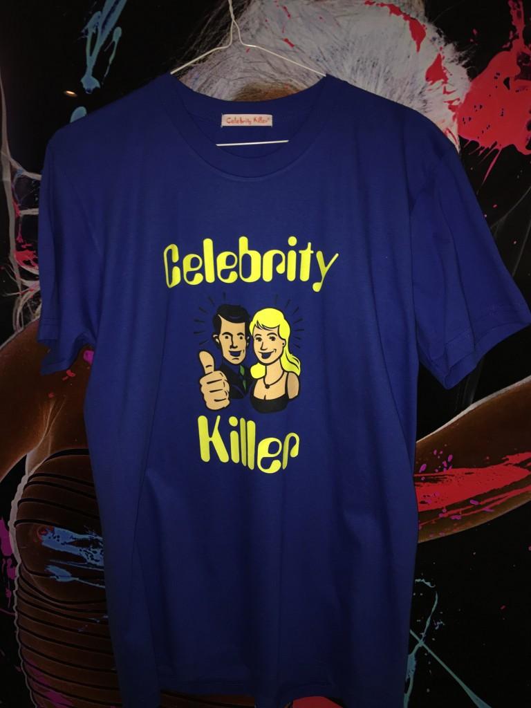 Celebrity Killer T-Shirt