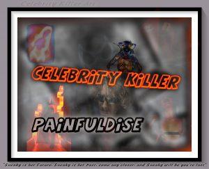 Celebrity Killer Art