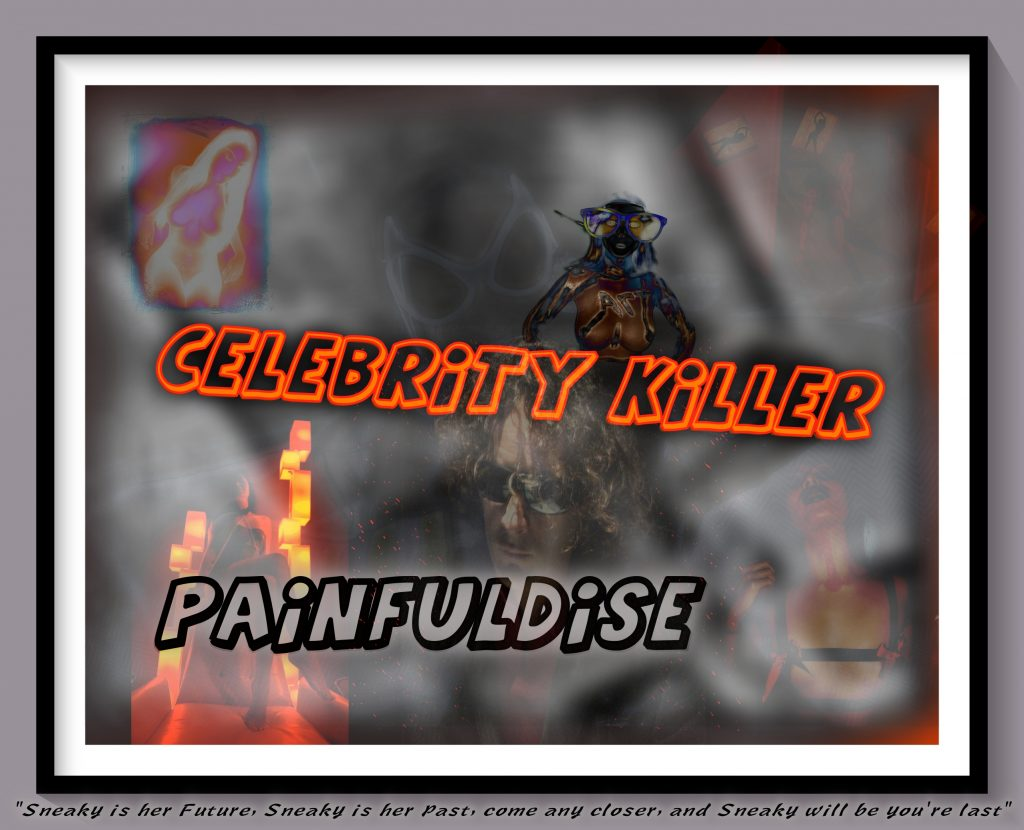 Celebrity KiLLeR scribe featuring Succubus Mythology, Succubus Characters, Painfuldise