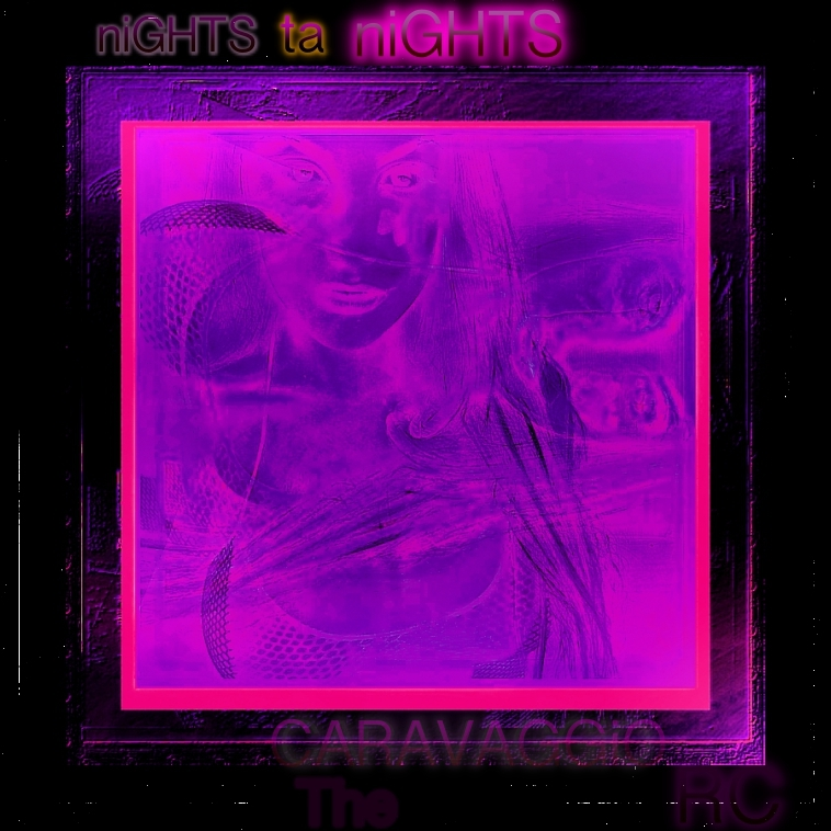 The Song Lyrics titled niGHTS ta niGHTS created by The Celebrity Killer Renato Caravaggio and Renato Caravaggio OnLy.